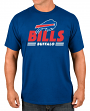 """Buffalo Bills Majestic NFL """"Come Out Fighting"""" Men's Short Sleeve T-Shirt"""