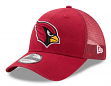 "Arizona Cardinals New Era 9Forty NFL ""Trucker Washed"" Adjustable Hat"