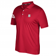 North Carolina State Wolfpack Adidas NCAA Men's Spring Game Sideline Polo Shirt
