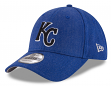 "Kansas City Royals New Era 9Forty MLB ""Heather Crisp"" Adjustable Hat"