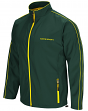 "Oregon Ducks NCAA ""Barrier"" Men's Full Zip Wind Jacket"