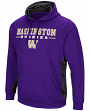 "Washington Huskies NCAA ""Big Upset"" Men's Pullover Hooded Sweatshirt"