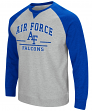 "Air Force Falcons NCAA ""Turf"" Men's Pullover Crew Sweatshirt"