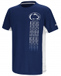 "Penn State Nittany Lions NCAA ""Power Set"" Youth Short Sleeve Performance T-Shirt"