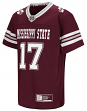"""Mississippi State Bulldogs NCAA """"Hail Mary Pass"""" Youth Football Jersey"""