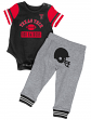 "Texas Tech Red Raiders NCAA Infant ""Lil' Champ"" Bodysuit & Pant Outfit Set"