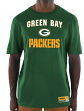 "Green Bay Packers Majestic NFL ""Line of Scrimmage 3"" Men's T-Shirt"