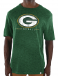 "Green Bay Packers Majestic NFL ""Hyper Stack"" Men's Premium Slub T-Shirt"