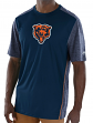 "Chicago Bears Majestic NFL ""Unmatched"" Men's S/S Performance Shirt"