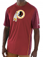 "Washington Redskins Majestic NFL ""Unmatched"" Men's S/S Performance Shirt"