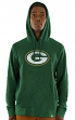 "Green Bay Packers Majestic NFL ""Gameday 2"" Men's Pullover Hooded Sweatshirt"