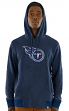 """Tennessee Titans Majestic NFL """"Gameday 2"""" Men's Pullover Hooded Sweatshirt"""