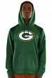 "Green Bay Packers Majestic NFL ""Armor 3"" Men's Pullover Hooded Sweatshirt"