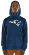 "New England Patriots Majestic NFL ""Armor 3"" Men's Pullover Hooded Sweatshirt"