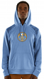 "Denver Nuggets Majestic NBA ""Armor 3"" Men's Pullover Hooded Sweatshirt"