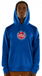 "Detroit Pistons Majestic NBA ""Armor 3"" Men's Pullover Hooded Sweatshirt"