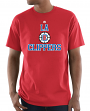 "Los Angeles Clippers Majestic NBA ""Heart & Soul 3"" Men's Short Sleeve T-Shirt"