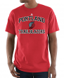 "Portland Trail Blazers Majestic NBA ""Heart & Soul 3"" Men's S/S T-Shirt"