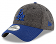 "Los Angeles Dodgers New Era MLB 9Twenty ""Tweed Turn"" Adjustable Hat"