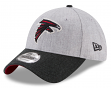 "Atlanta Falcons New Era 9Forty NFL ""Heather Crisp 2"" Adjustable Hat"