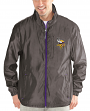"Minnesota Vikings NFL G-III ""Executive"" Full Zip Premium Men's Jacket"