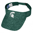 "Michigan State Spartans NCAA Top of the World ""Energy"" Adjustable Visor"
