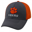 """Clemson Tigers NCAA Top of the World """"Upright"""" Structured Mesh Hat"""