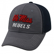"""Mississippi Ole Miss Rebels NCAA Top of the World """"Upright"""" Structured Mesh Hat"""