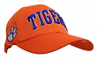 """Clemson Tigers NCAA Top of the World """"So Clean"""" Structured Mesh Hat"""