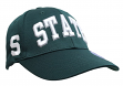"""Michigan State Spartans NCAA Top of the World """"So Clean"""" Structured Mesh Hat"""