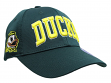 """Oregon Ducks NCAA Top of the World """"So Clean"""" Structured Mesh Hat"""