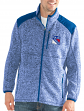 "New York Rangers NHL G-III ""Back Country"" Full Zip Men's Sweater Jacket"