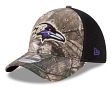 "Baltimore Ravens New Era NFL 39THIRTY ""Realtree Neo"" Flex Fit Hat"