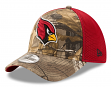 "Arizona Cardinals New Era NFL 39THIRTY ""Realtree Neo"" Flex Fit Hat"