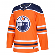Edmonton Oilers Adidas NHL Men's Climalite Authentic Team Hockey Jersey