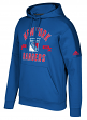 "New York Rangers Adidas NHL Men's ""Misconduct"" Pullover Hooded Sweatshirt"