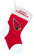 Arizona Cardinals 2017 NFL Basic Logo Plush Christmas Stocking