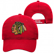 "Chicago Blackhawks Youth NHL ""Open Net"" Structured Adjustable Hat"