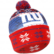 """New York Giants NFL """"Ugly"""" LED Light Up Cuffed Knit Hat with Pom"""
