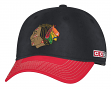 "Chicago Blackhawks CCM NHL ""Classic"" Sun Bleached Slouch Adjustable Hat"