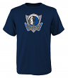 "Dallas Mavericks Youth NBA ""Primary Logo"" Short Sleeve T-Shirt"