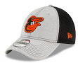 "Baltimore Orioles New Era 9Forty MLB ""Shadow Turn 2"" Adjustable Hat - Gray"