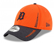 "Detroit Tigers New Era 9Forty MLB ""Speed Tech 2"" Performance Adjustable Hat"