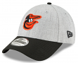 "Baltimore Orioles New Era 9Forty MLB ""The League Heather 3"" Adjustable Hat"
