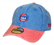 Chicago Cubs New Era MLB 9Twenty Cooperstown Rugged Canvas Adjustable Hat - 1984