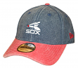 "Chicago White Sox New Era MLB 9Twenty Cooperstown ""Rugged Canvas"" Adjustable Hat"