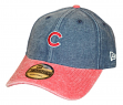 "Chicago Cubs New Era 9Twenty MLB ""Rugged Canvas"" Adjustable Hat"