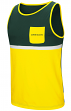 "Oregon Ducks NCAA ""Sun's Out"" Men's Pocket Tank Top Shirt"