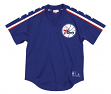 "Philadelphia 76ers Mitchell & Ness NBA Men's ""Winning Team"" Mesh Jersey Shirt"