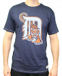 "Detroit Tigers MLB Mitchell & Ness ""XL Logo"" Vintage Premium Men's T-Shirt"